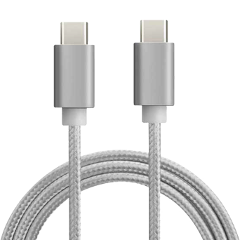 Braided cable - USB type C to type C